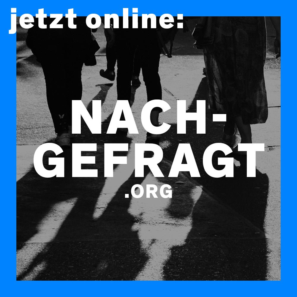 Website Nachgefragt online